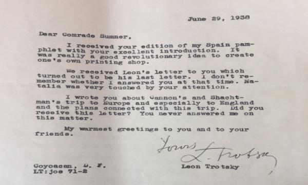 Επιστολή Τρότσκι, Τεντ Γκραντ, Διεθνής Μαρξιστική Τάση, IMT