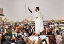Σουδάν επανάσταση δικτάτορες