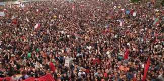 Παγκόσμια Επανάσταση, Χιλή, Κίτρινα Γιλέκα, Λίβανος, Ιράκ, Τυνησία, Σουδάν