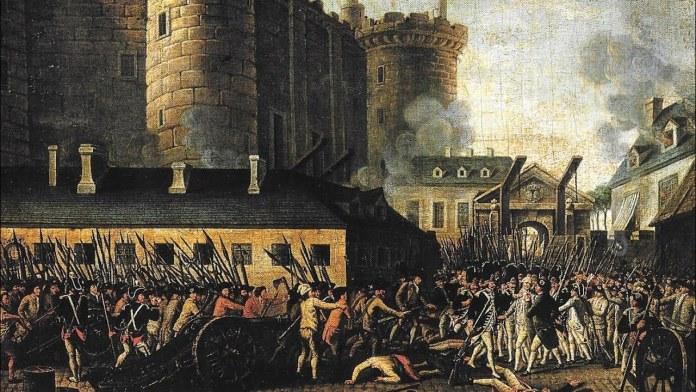 Video: Γαλλική Επανάσταση – Από την έφοδο στη Βαστίλη στην πτώση των Ιακωβίνων