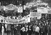 Μάης 1968, Γαλλία, Σαρλ ντε Γκωλ