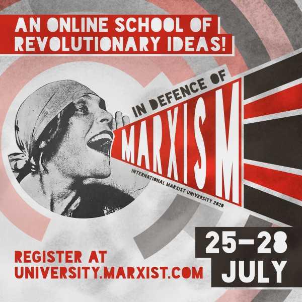 Διεθνές Διαδικτυακό Μαρξιστικό Σχολείο, Διεθνής Μαρξιστική Τάση