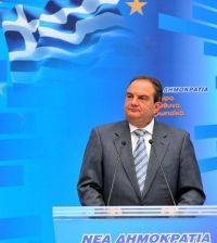 Kostas Karamanlis. Foto de New Democracy.