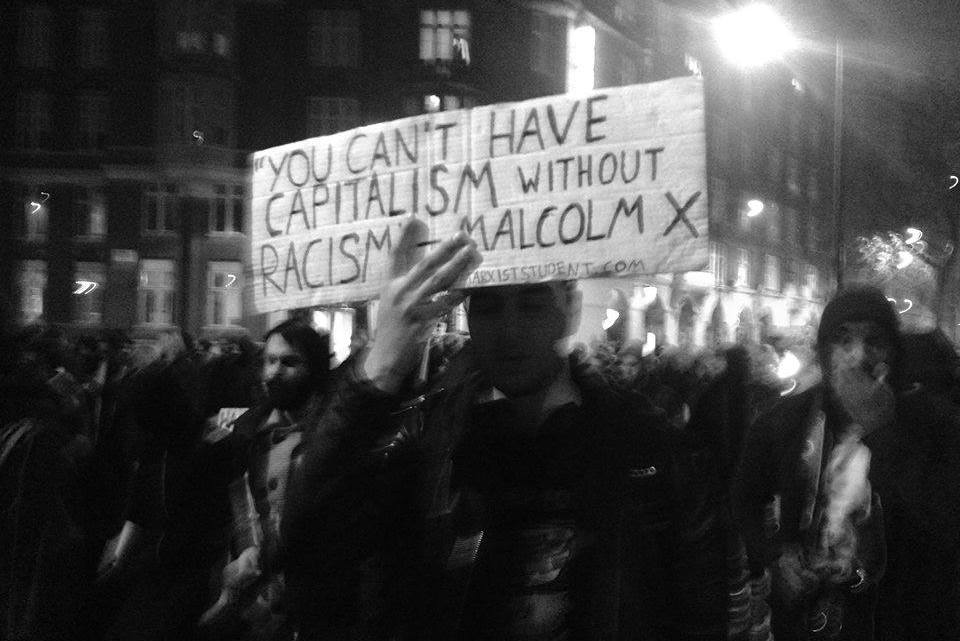 The Minneapolis revolt: end capitalism to defeat racism
