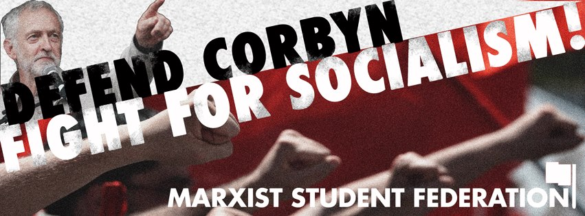 Back to School: 5 ways to defend Corbyn and fight for socialism this term