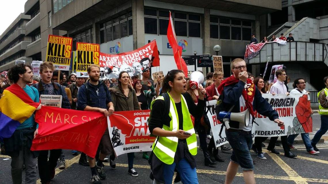 Their Education and Ours: fighting capitalist cuts with socialist revolution