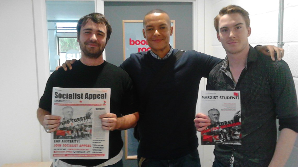 UEA Socialists interview Clive Lewis MP