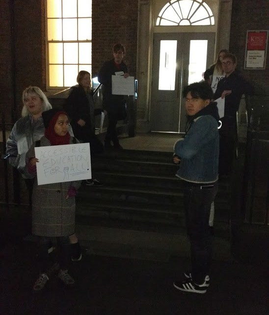 KCL College Council: No to TEF! No to fees!