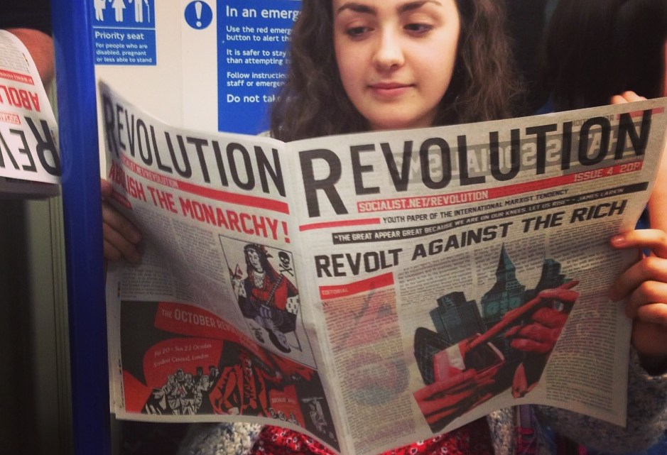 Revolution on the tube