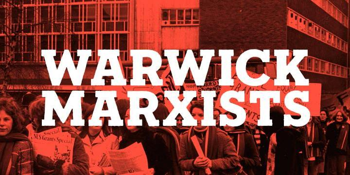 Warwick Marxists: our response to false accusations of antisemitism