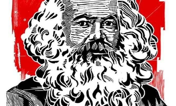 Marx Walk in London
