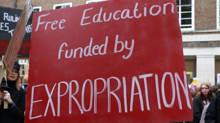 Why NUS Conference 2019 must fight for free education funded through expropriation!
