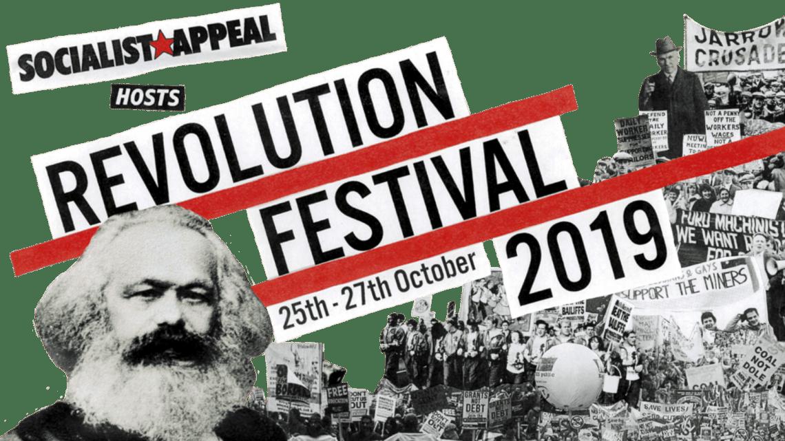 Revolution festival!