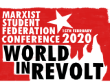 World in Revolt – MSF Conference 2020