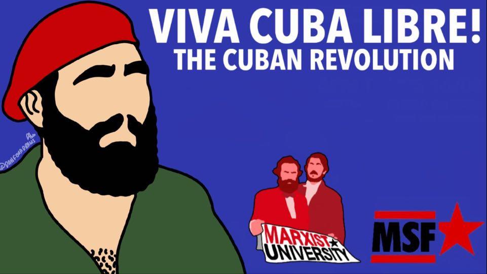 MSF Revolution Series: Viva Cuba Libre!