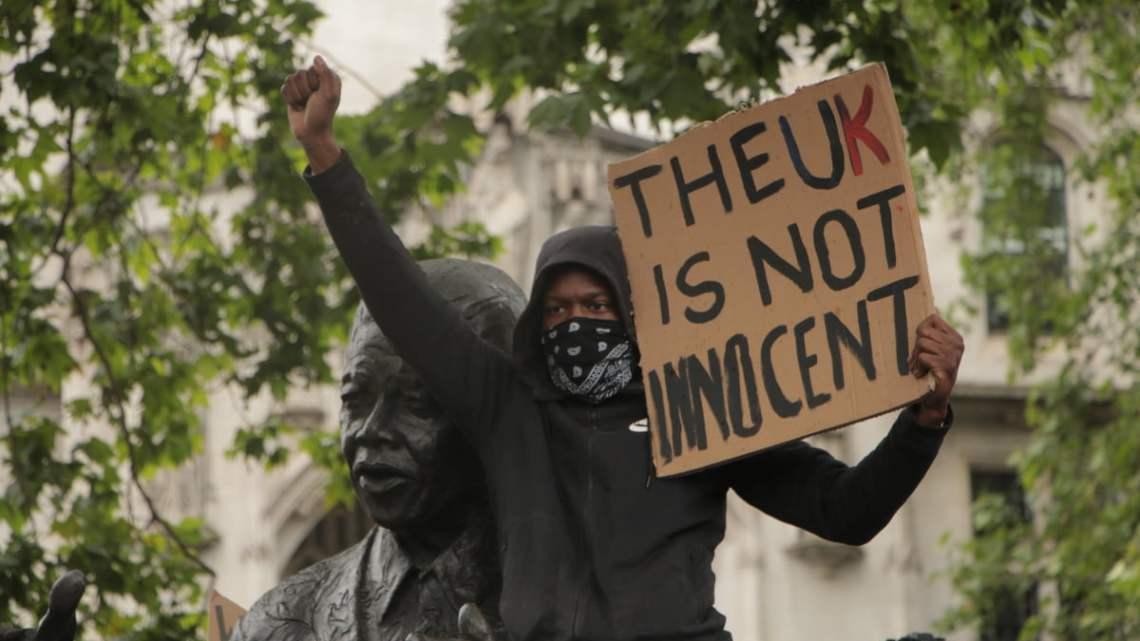 Capitalism is racist: Black Lives Matter