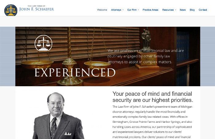 The Law Firm of John F. Schaefer