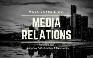 Media Relations Detroit Michigan Firm
