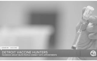 Facebook: Vaccine hunters working 24-7 to help seniors get life-saving shots