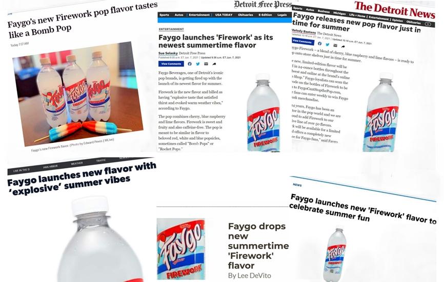 Faygo headlines image
