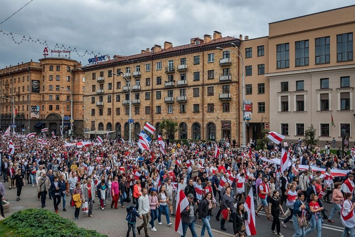 Che succede in Bielorussia?