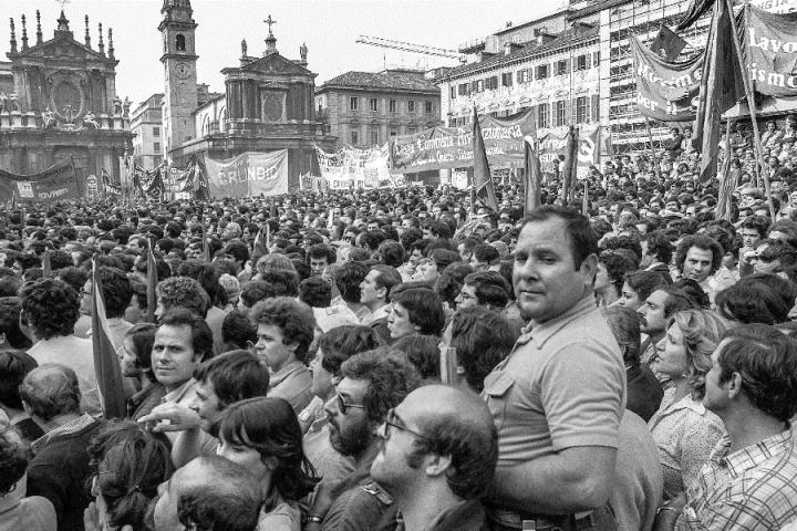 I 35 giorni che sconvolsero Torino e l'Italia
