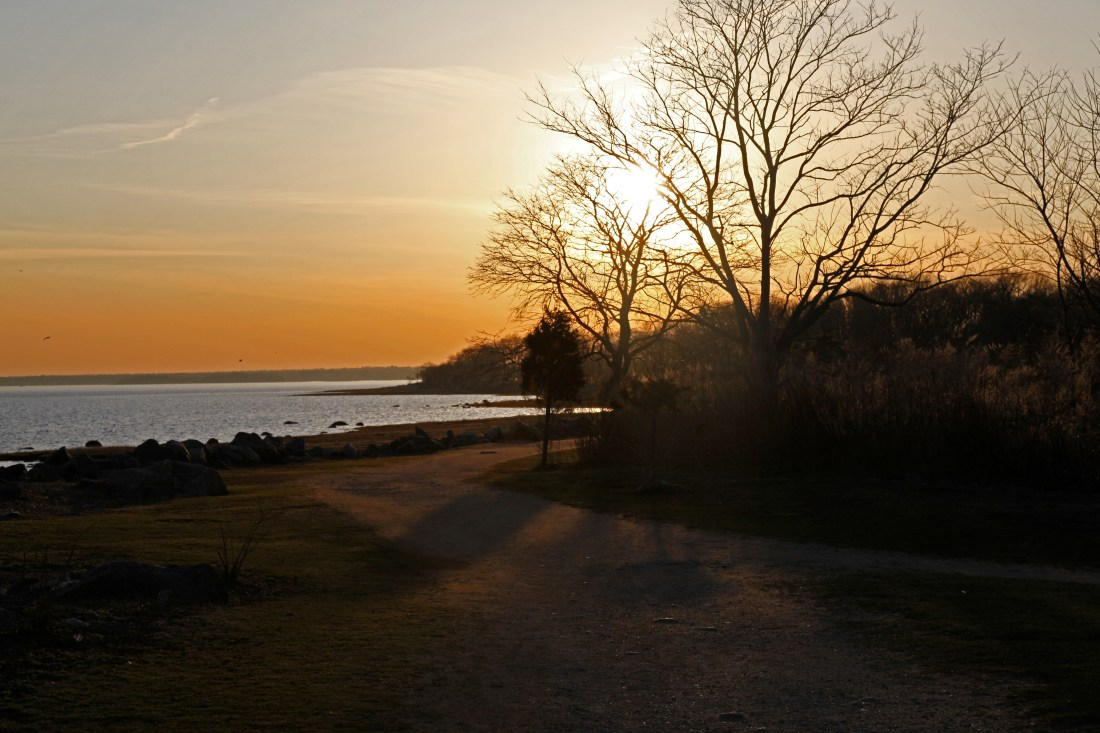 Greenwich Point in Old Greenwich CT