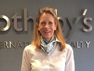 Mary-Stuart G Freydberg at Sotheby's International Realty in Greenwich, CT.