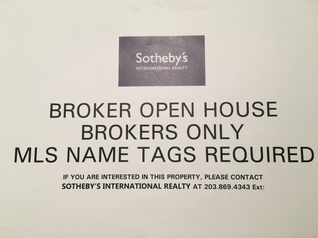 Broker Open House Sotheby's International Realty Mary Stuart Freydberg