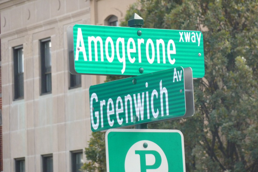 Greenwich and Amogerone