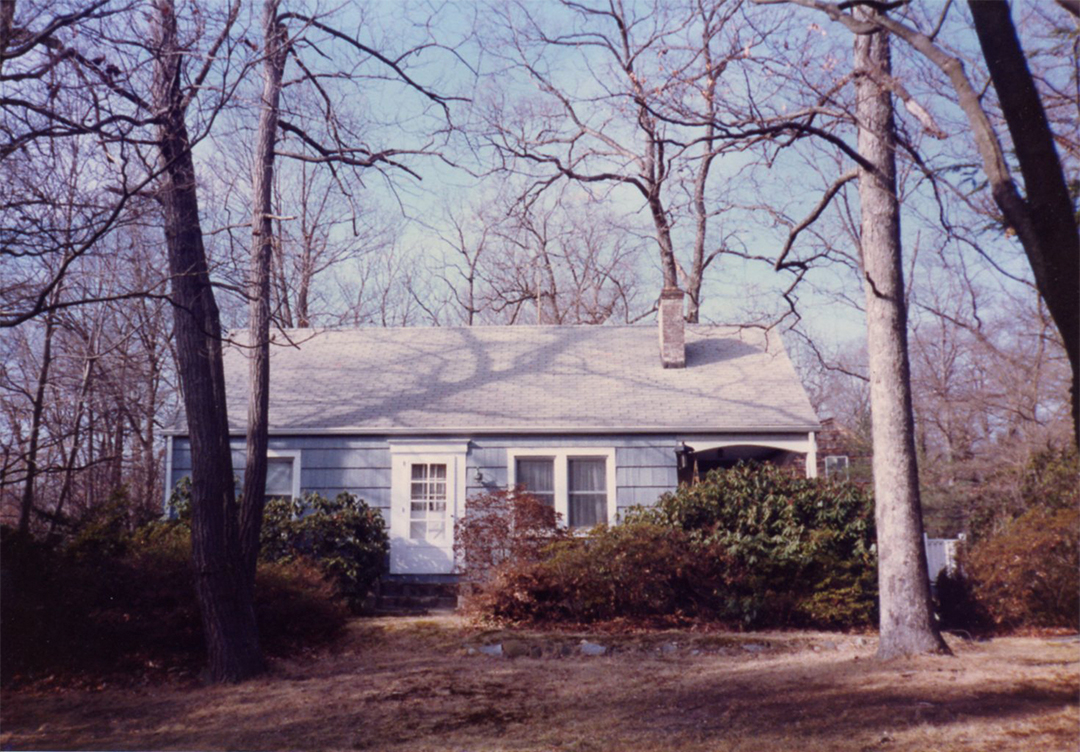 Original House Purchase 1989