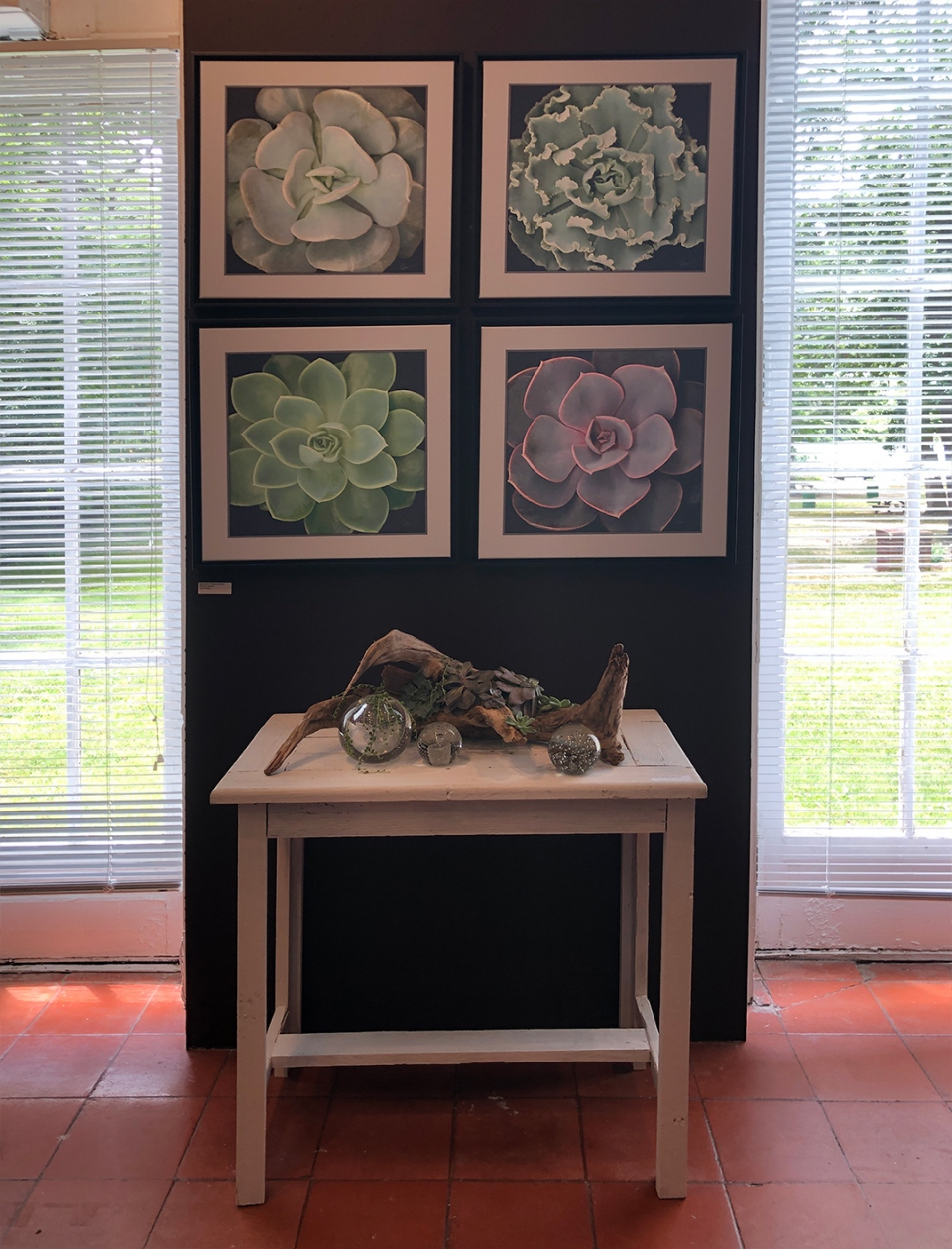 Mary Ahern & Mary Schlotter - Islip Museum Collaboration Art Show