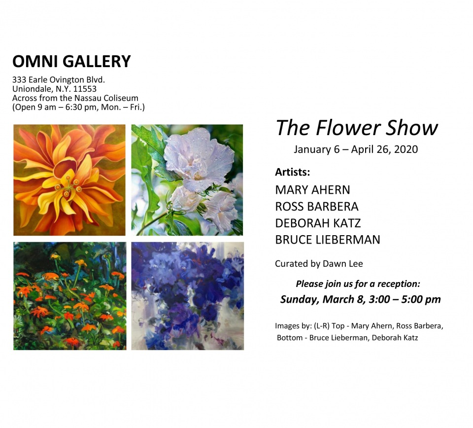 OMNI Gallery-The Flower Show