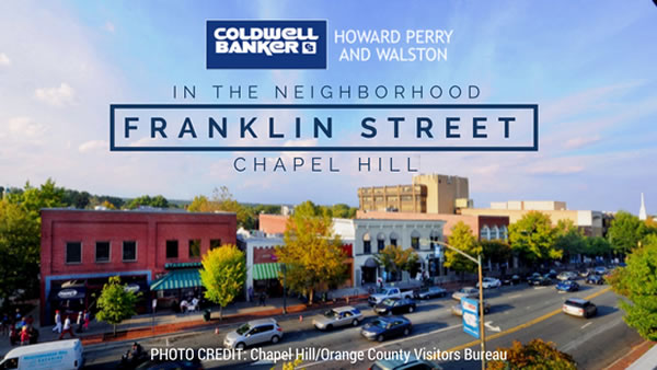Franklin Street Chapel Hill
