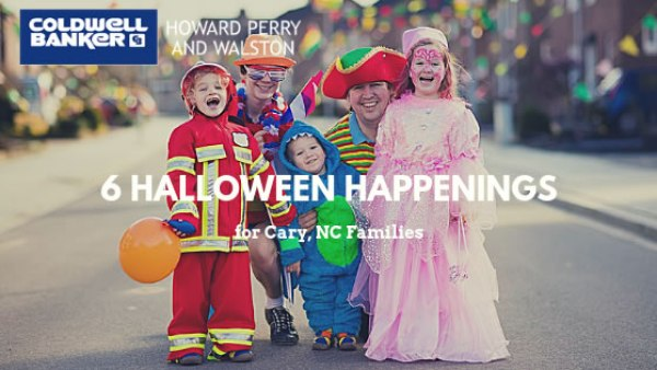 Cary NC Halloween Events