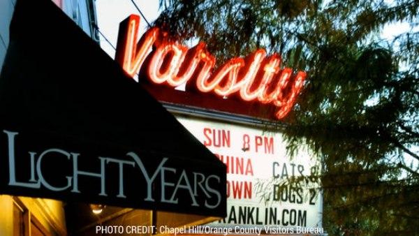 Franklin Street Varsity Theatre