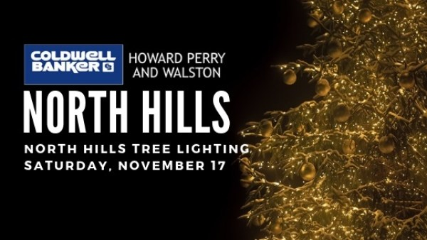North Hills Tree Lighting