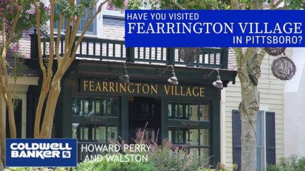 Pittsboro - Fearrington Village