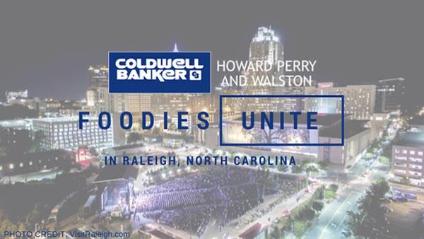 Raleigh Foodies Unite