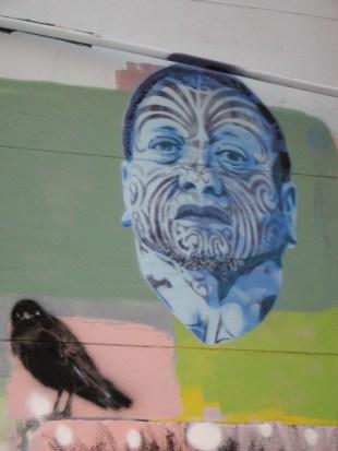 Stencil work by HaHa, Ha-a, stencils, street art, grafitti, graffiti, Is It Art?, Maryann Adair,