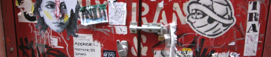 slap art, slaps, stickers, street art, graffiti, grafitti, Is It Art?, Maryann Adair,
