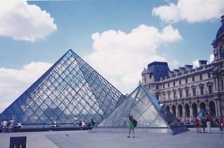 Leoh Ming Pei, Paris, glass pyramids, Maryann Adair, Is It Art?