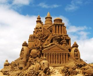Sandis Kondis | Sue McGrew | Sand Art - Atlantis