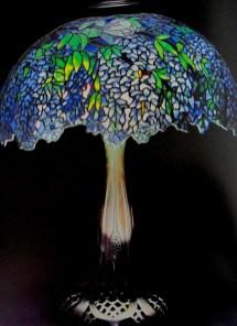 Tiffany Lamp (Blue)