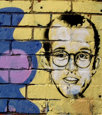 Peat Wollaeger - Keith Haring