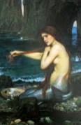 John William Waterhouse | A Mermaid