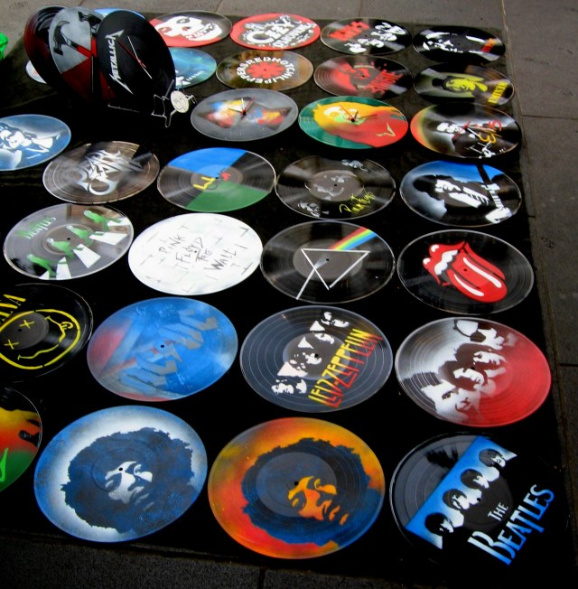 decorated LPs
