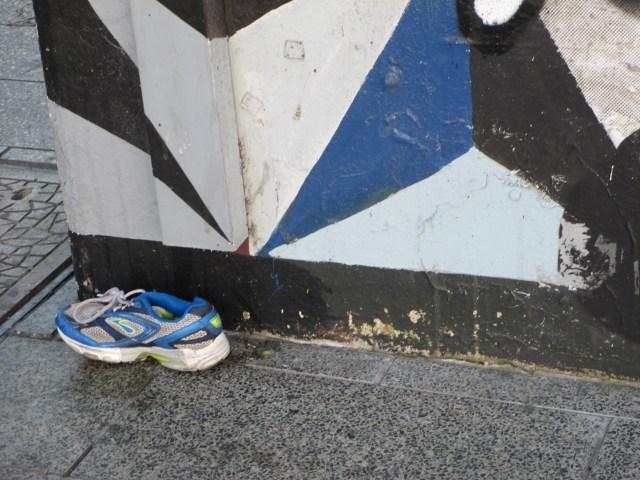 Abandoned Shoe