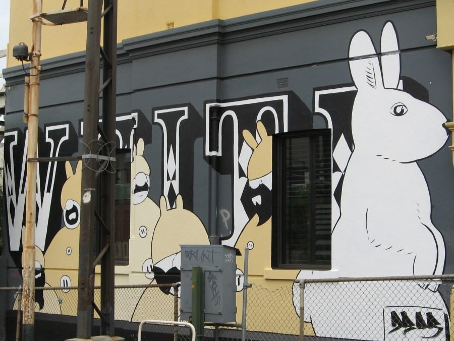 Drab - White Rabbit