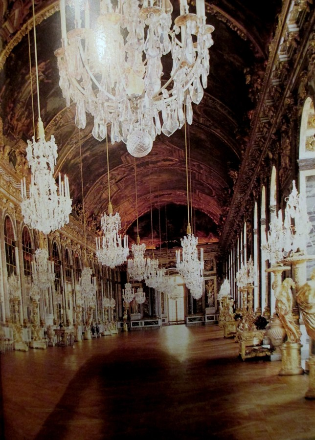 Versaillies | Hall of Mirrors